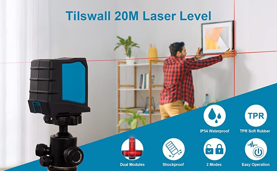 laser lever